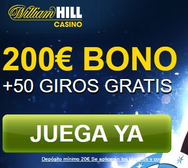 jugar tragaperras william hill casino