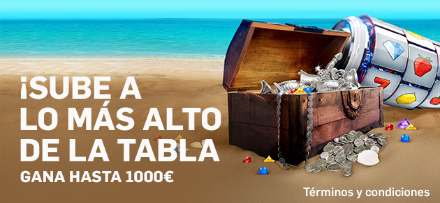 Betfair Sube en la tabla y gana hasta 1000€