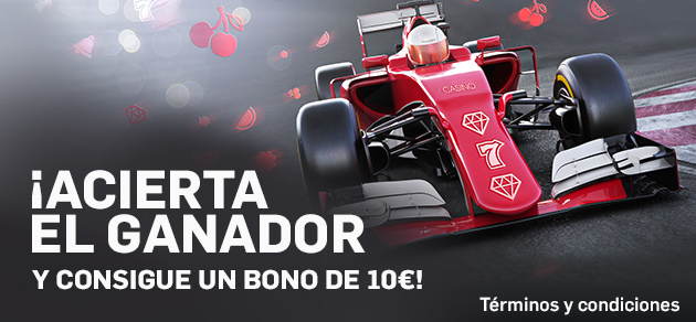 Betfair bono de casino de 10€